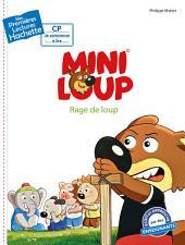 1ères lectures - CP2 / Mini-Loup - Rage de loup