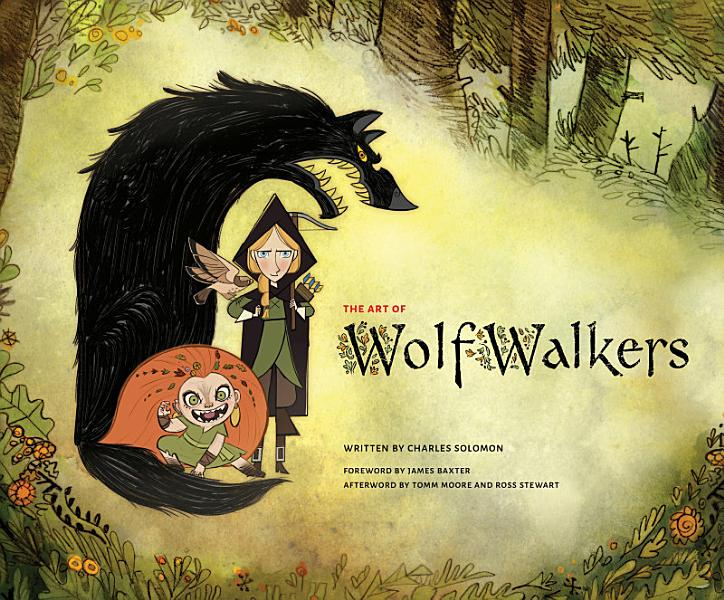 Download The Art of WolfWalkers Book
