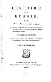 Histoire de Russie: Volume8