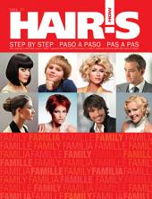 Hair's How: Vol. 11: Family - Step-by-Step Technical Booklet
