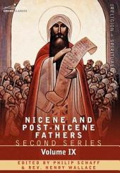 Nicene and Post-Nicene Fathers: Second Series, Volume IX Hilary of Poitiers, John of Damascus