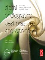 Digital Photography Best Practices and Workflow Handbook PDF
