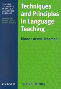 Techniques and Principles in Language Teaching PDF