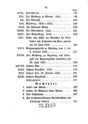 Luther  Geschichte im Gedichte PDF