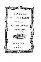 Poesie Italiane e Latine