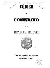 Código de comercio de la república del Perú