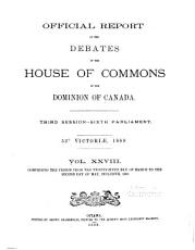 Official Report of Debates  House of Commons PDF