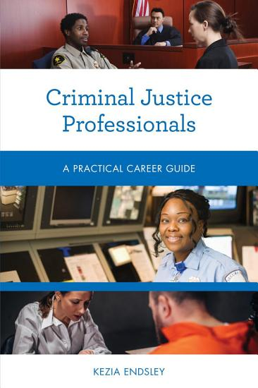 Criminal Justice Professionals PDF