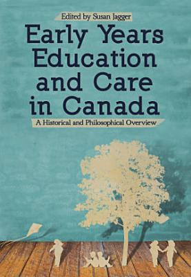 Early Years Education and Care in Canada