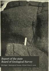 Report of the State Board of Geological Survey: Issue 10