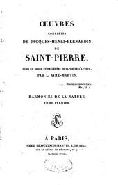 Oeuvres complètes de Jaques-Henri-Bernardin de Saint-Pierre: Volume8