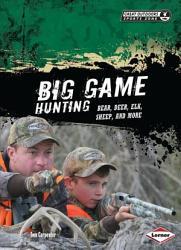 Big Game Hunting Book PDF