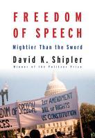 Freedom of Speech PDF