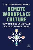 Remote Workplace Culture