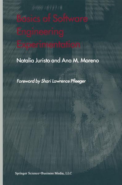 Basics of Software Engineering Experimentation PDF