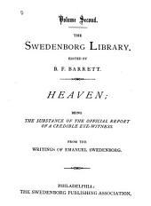 The Swedenborg Library: Volume 2