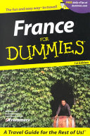 Download France For Dummies  Book