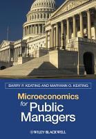 Microeconomics for Public Managers PDF