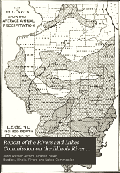 Report of the Rivers and Lakes Commission on the Illinois River and Its Bottom Lands: With Reference to the Conservation of Agriculture and Fisheries and the Control of Floods