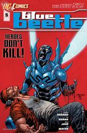 Blue Beetle (2011-) #5