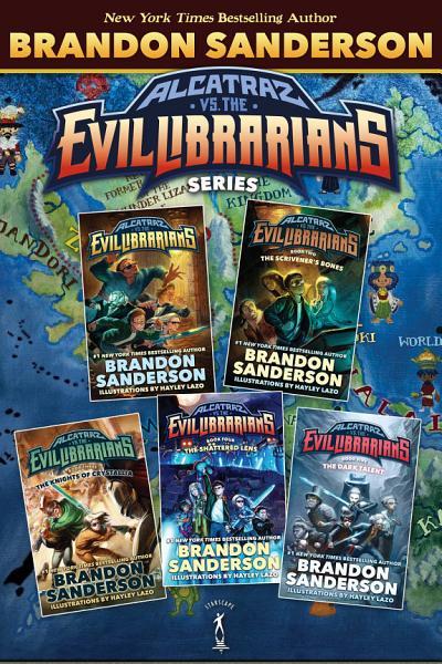 Download Alcatraz vs  The Evil Librarians Series Book
