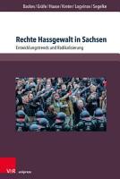 Rechte Hassgewalt in Sachsen PDF