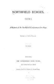 Northfield Echoes PDF