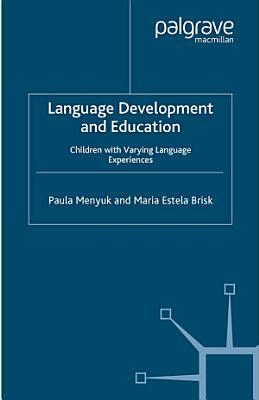 Language Development and Education