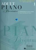 Adult Piano Adventures