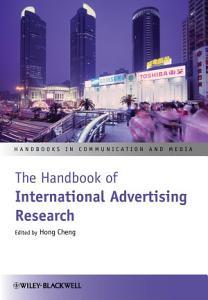 The Handbook of International Advertising Research PDF