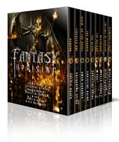 Fantasy Uprising: Untethered Realms Boxed Set