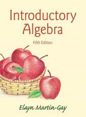 Introductory Algebra: Edition 5