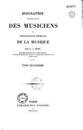 Biographie universelle des musiciens et bibliographie générale de la musique: Volume8