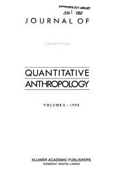 Journal of Quantitative Anthropology