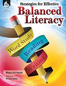 Strategies for Effective Balanced Literacy PDF