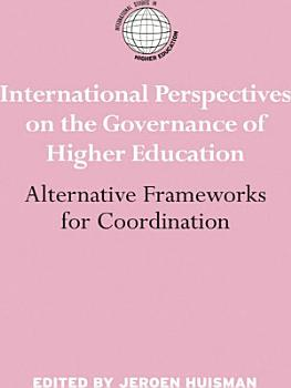 International Perspectives on the Governance of Higher Education PDF
