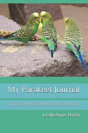 Download My Parakeet Journal Book