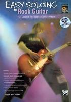 Easy Soloing for Rock Guitar PDF