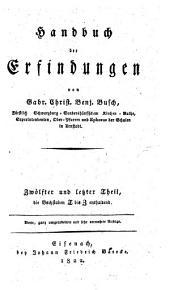 """""""Die"""" Buchstaben T bis Z enthaltend: Zwölfter und letzter Theil"""