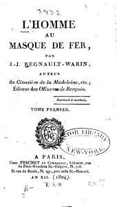 L'homme au masque de fer: Volumes1à2