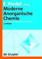 Moderne anorganische Chemie PDF