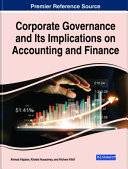 Corporate Governance and Its Implications on Accounting and Finance PDF