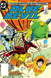 Blue Devil (1984-) #28