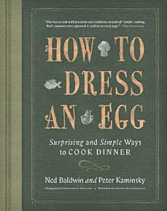 How to Dress an Egg Book