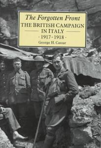 The Forgotten Front Book