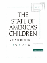 The State of America's Children Yearbook