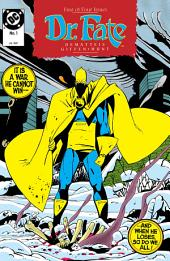 Doctor Fate (1987-) #1