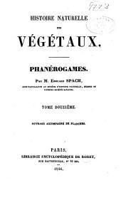 Histoire naturelle des végétaux: Phanérogames, Volume12