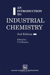 an introduction to Industrial Chemistry