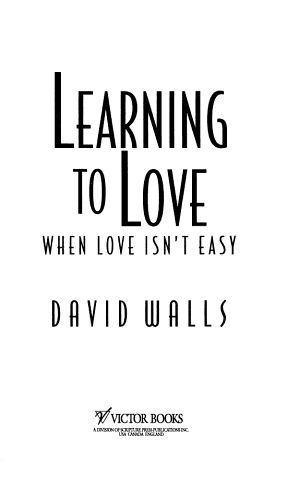 Learning to Love When Love Isn t Easy PDF